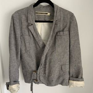 Anthropologie Daughters of the Liberation Blazer